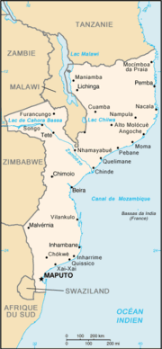 Mozambique Atlas